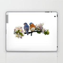 Bluebirds of Happiness Laptop & iPad Skin