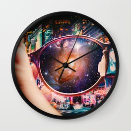 City Lens Wall Clock