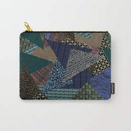 Pantern Mania Collage Carry-All Pouch