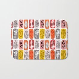 leaves vol 1 Bath Mat