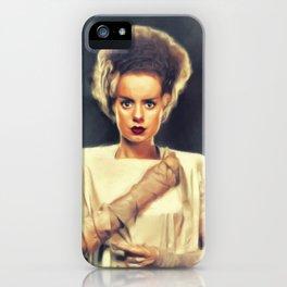 Elsa Lanchester, Actress iPhone Case