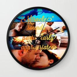 Kalagang - Miracle Wall Clock