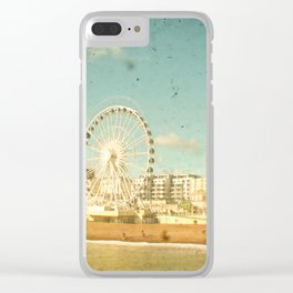 Brighton Wheel Clear iPhone Case