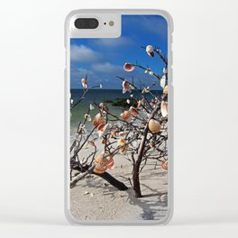 Gasparilla Gallantry Clear iPhone Case
