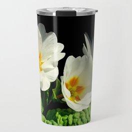 Primula (Primulaceae) Travel Mug