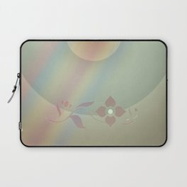 Copper blossom Laptop Sleeve