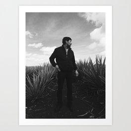 Don Chava Art Print
