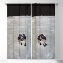 Apollo 10 - Far Side Of The Moon Blackout Curtain