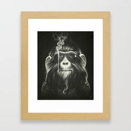 Smoke 'Em If You Got 'Em Gerahmter Kunstdruck