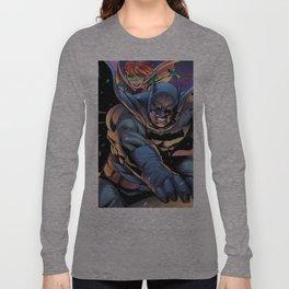 The Dark returns Knight Long Sleeve T-shirt