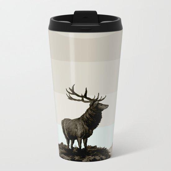 Dusk Metal Travel Mug