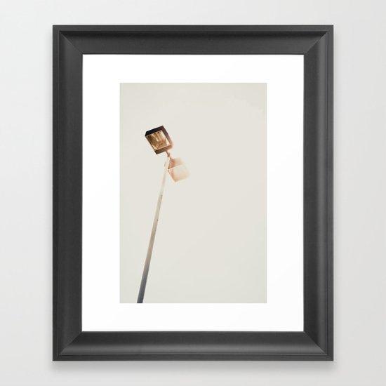 Reache Framed Art Print