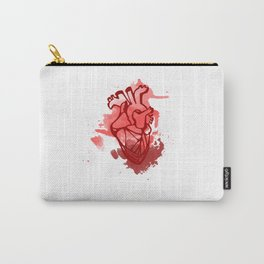Love Freely Carry-All Pouch