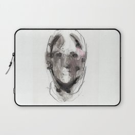 Woman With Head Wound Laptop Sleeve