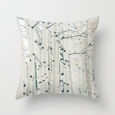 Aspen I Throw Pillow