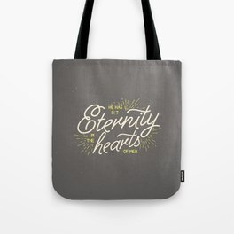ETERNITY IN HEARTS Tote Bag