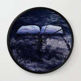Sleep together Wall Clock