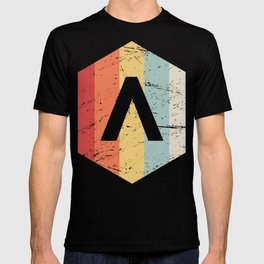 Retro Sparta Lambda Icon T-shirt