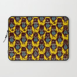 Gorillas & Bananas Laptop Sleeve