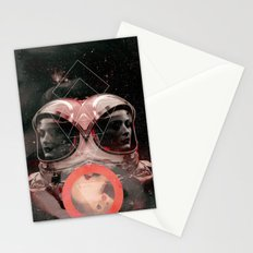Dreams of space Stationery Cards