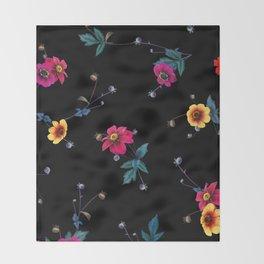 The Kew Garden Float Throw Blanket