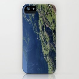 Green Haven iPhone Case