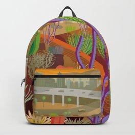 Desert City Phoenix Backpack