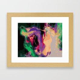 Oiwa Framed Art Print