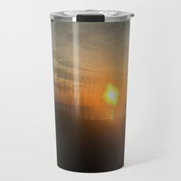 dune sunset Travel Mug