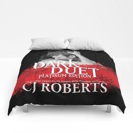 Dark Duet Comforters