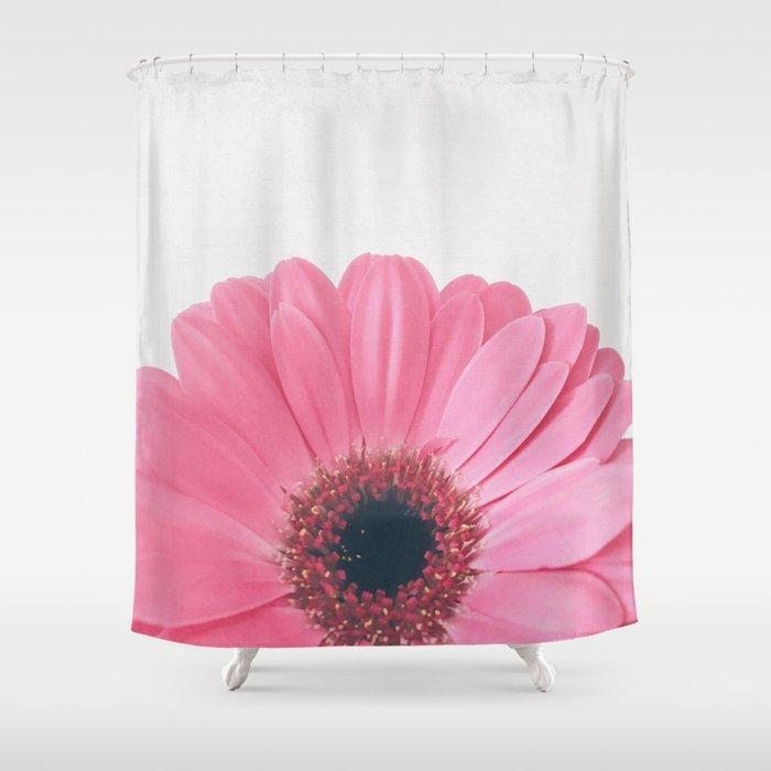 Gerbera Sunrise Shower Curtain