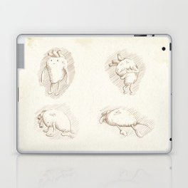 heart attac Laptop & iPad Skin