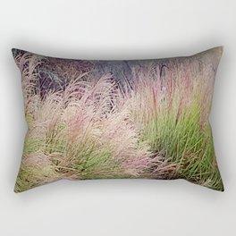 Long grass Rectangular Pillow