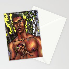 The Apple Stationery Cards