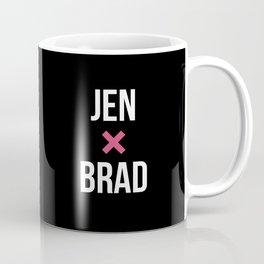 JEN + BRAD Coffee Mug