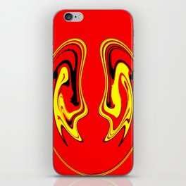 NW Serious iPhone Skin