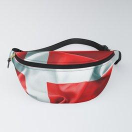 Denmark Flag Fanny Pack