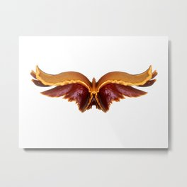 Fungus Angel Metal Print