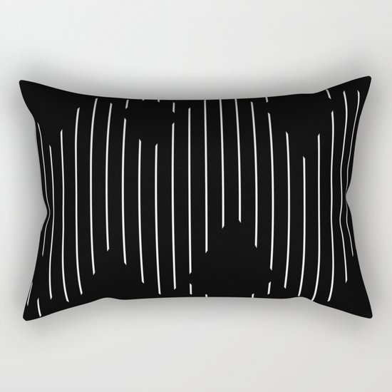 Interference Rectangular Pillow