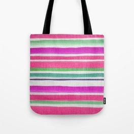 AZTEC BLANKET -  HOT PINK Tote Bag