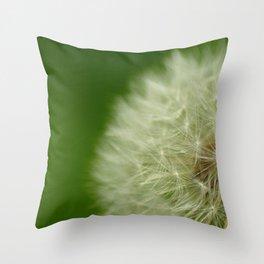 Dafodil seeds Throw Pillow