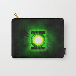 Green Lantern Power Of The Ring Carry-All Pouch