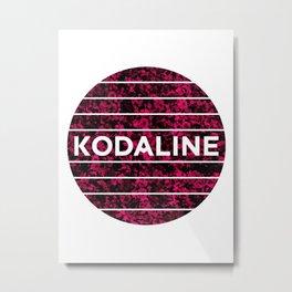 Kodaline Metal Print