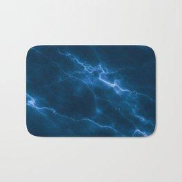 LIGHTNING SKY Bath Mat