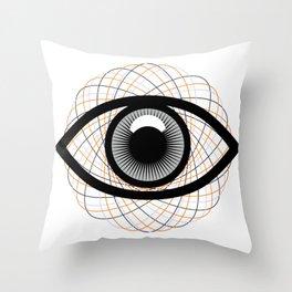 Magic eye #society6 #decor #buyart #artprint Throw Pillow