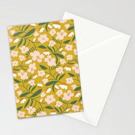 Vintage Inspired Floral Stationery Cards