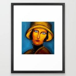 Madeleine Framed Art Print