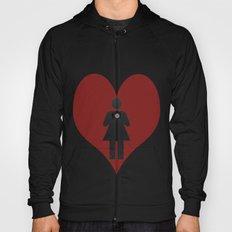 T-Shirt I Love Photography  (Girl) Hoody