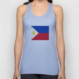 Flag of Philippines -Pilipinas,Filipinas,filipino,pinoy,pinay,Manila,Quezon Unisex Tank Top