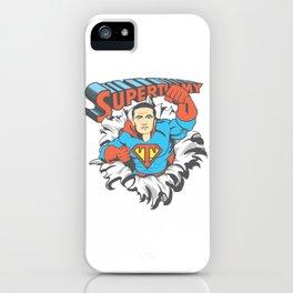 SuperTimmy 1 iPhone Case